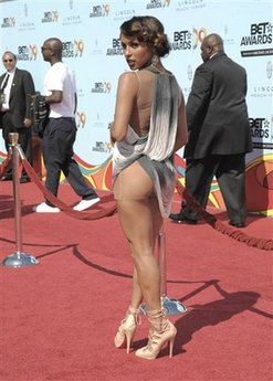 BET Awards Arrivals