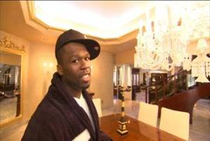 Hey check out this 50 Cent Crib!