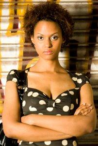 Black Woman Angry